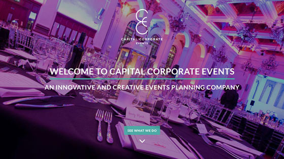 Capital Corporate Events