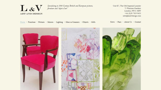 L&V Art and Design