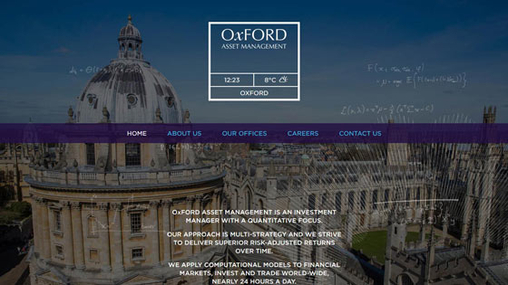 Oxford Asset Management